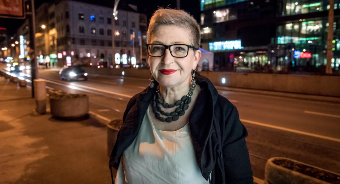 Amina Siljak Jesenkovic: Mağarada uyuyan ben