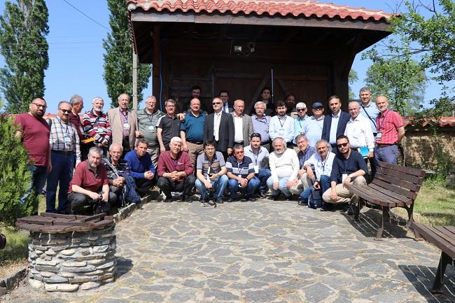 40.yıl Kültür Kervanı Kırcaali'de