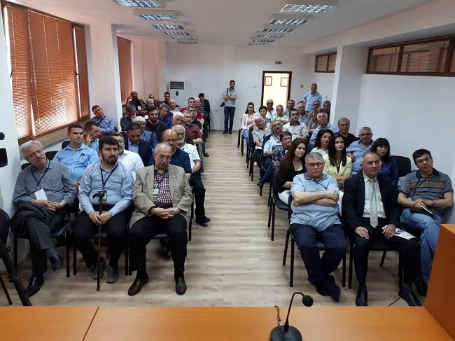 """""""Edirne'den Mostar'a Kültür Kervanı"""" Üsküp'te"""