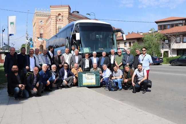 Bedir Acar: Önemli yolcuları olan 40 kişilik otobüsteydim