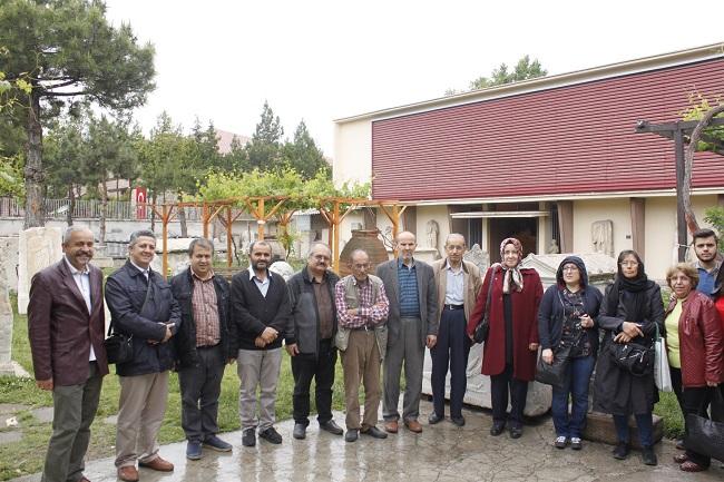 Konya Şubesi Yazarları ve Üyeleri Müzeleri Gezdi