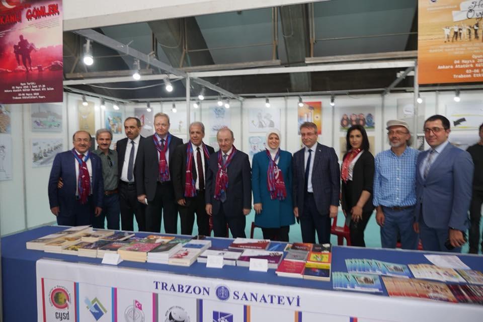"""""""Trabzon Şubemiz Ankara da Temsil Edildi"""""""