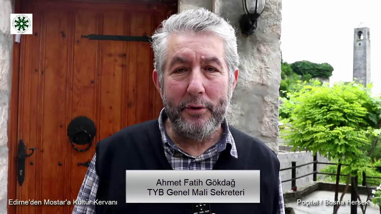 Kültür Kervanından İzlenimler: Ahmet Fatih Gökdağ