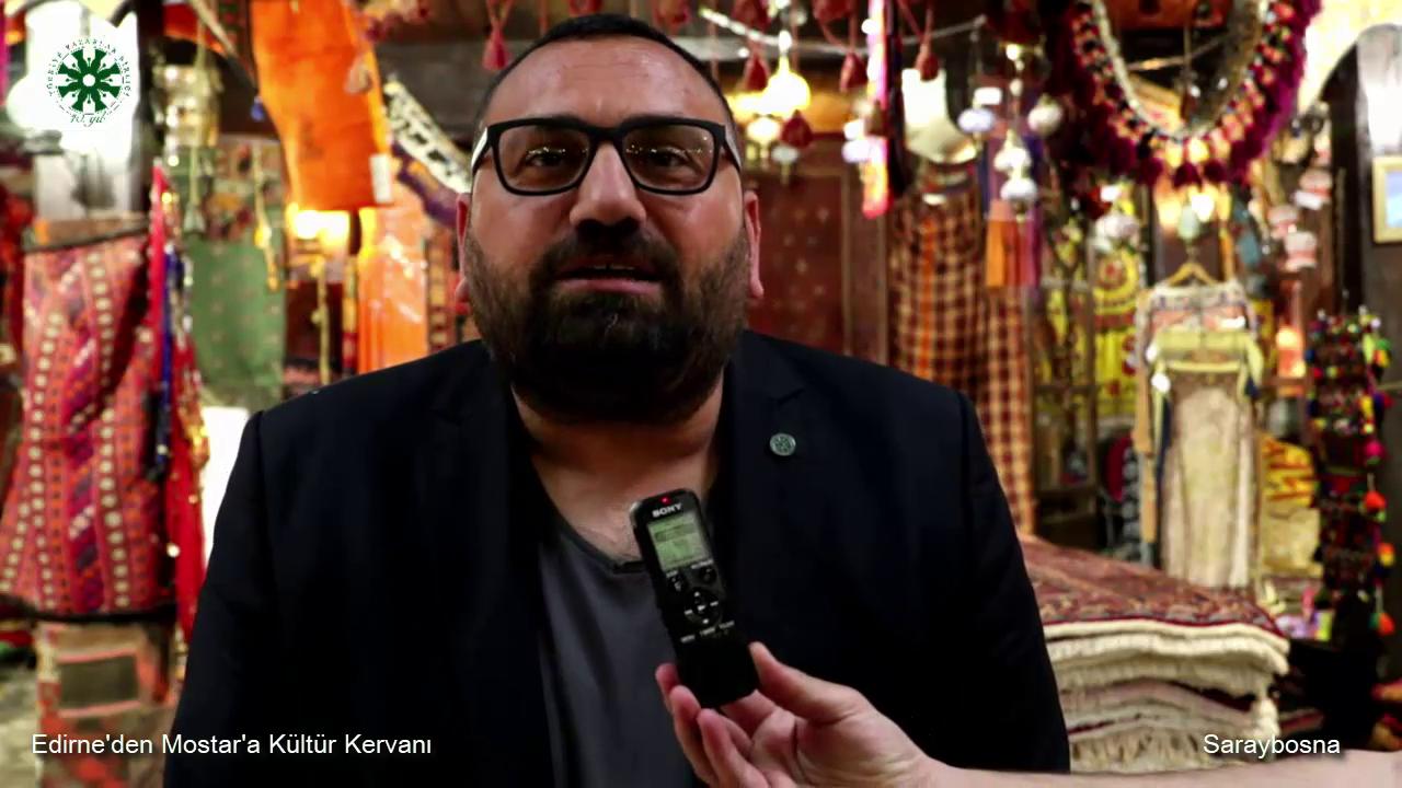 Kültür Kervanından İzlenimler: Bünyamin Yılmaz