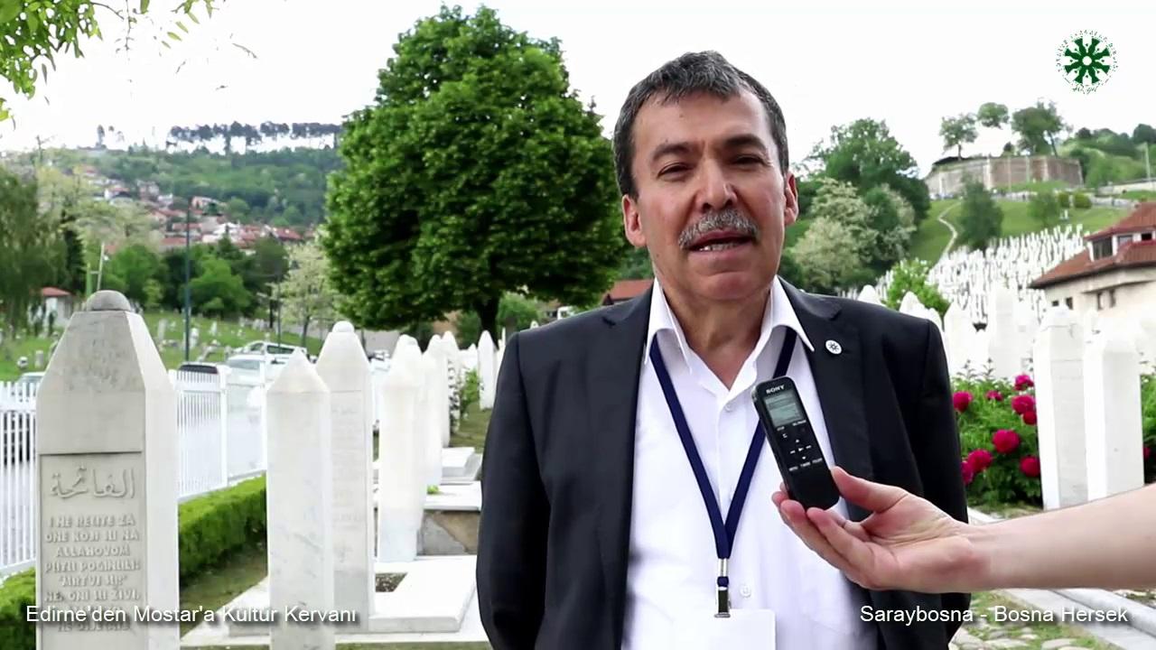 Kültür Kervanından İzlenimler: İsmail Bozkurt