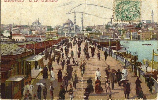 1800'lerde Yolu İstanbul'a Düşen Batılılıların Ramazan İzlenimleri