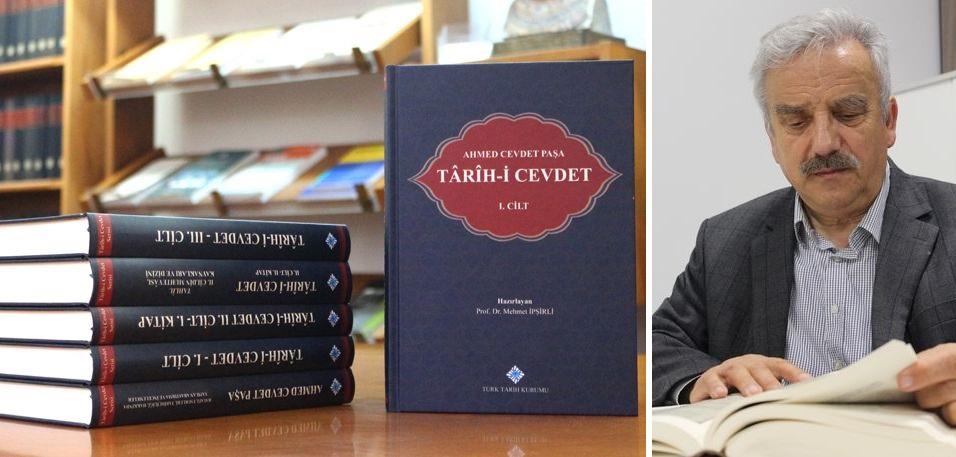 Mehmet İpşirli Hoca ile Ahmet Cevdet Paşa ve Tarih-i Cevdet Üzerine Konuştuk