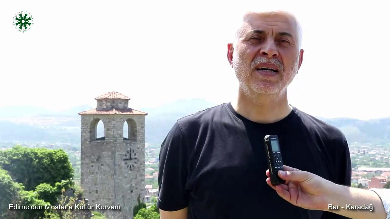 Kültür Kervanından İzlenimler: Mehmet Sarmış