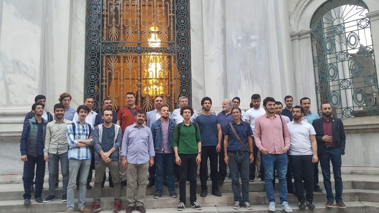 TYB İstanbul Gençlik İftarı Düzenledi