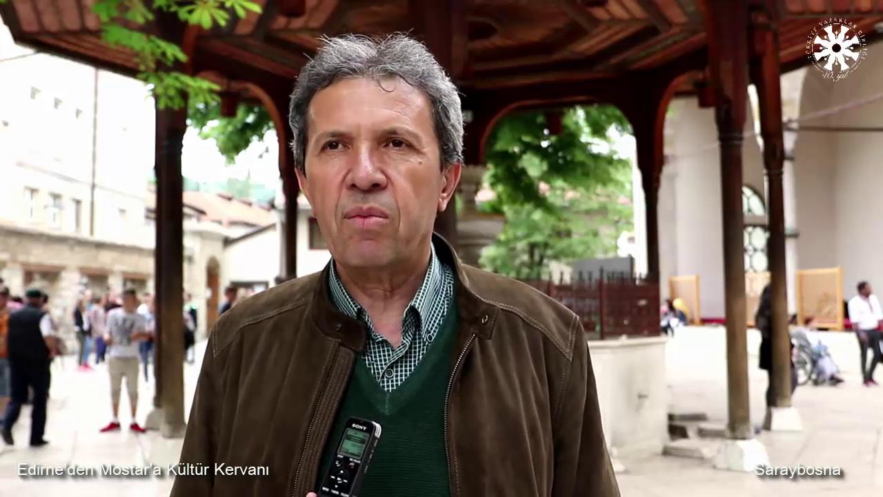 Kültür Kervanından İzlenimler: Necip Tosun