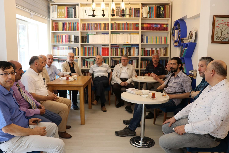 TYB'de Bayramlaşma Genç Kahve'de yapıldı