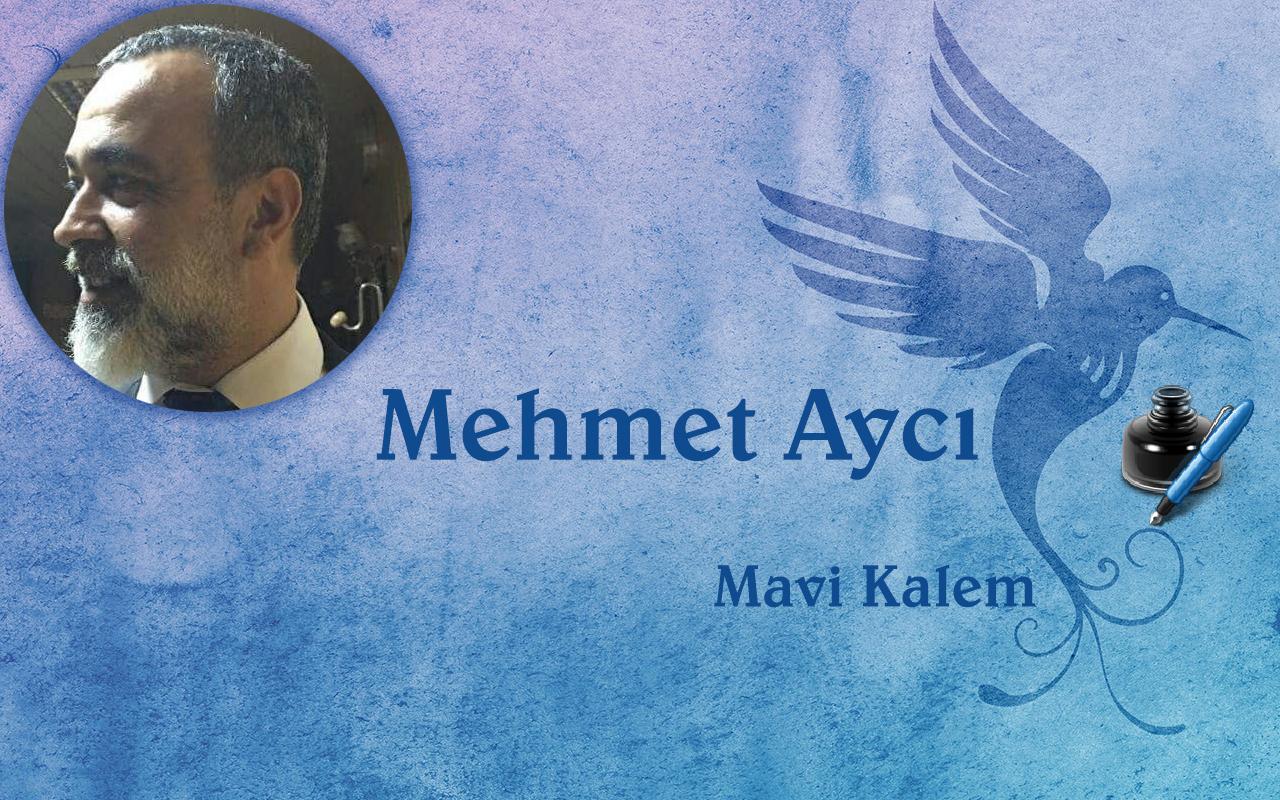Mehmet Aycı: El Falında Bir Çiçek