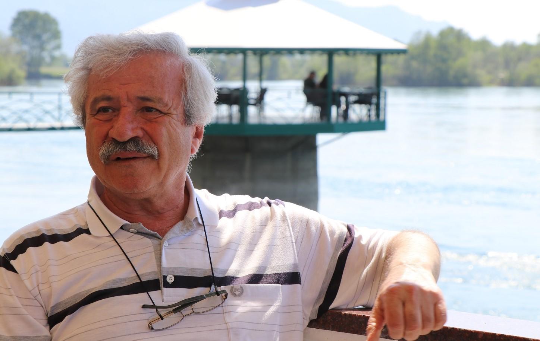 D. Mehmet Doğan: Gençken yazmak, yazarak genç kalmak