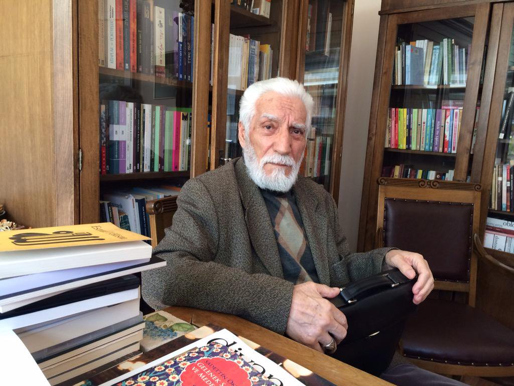 TYB'nin 40. Yılında ilk 40 üyemiz: Ahmet Metin Şahin