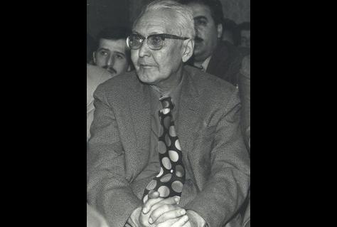 TYB'nin 40. Yılında ilk 40 üyemiz: Mustafa İlhan Geçer
