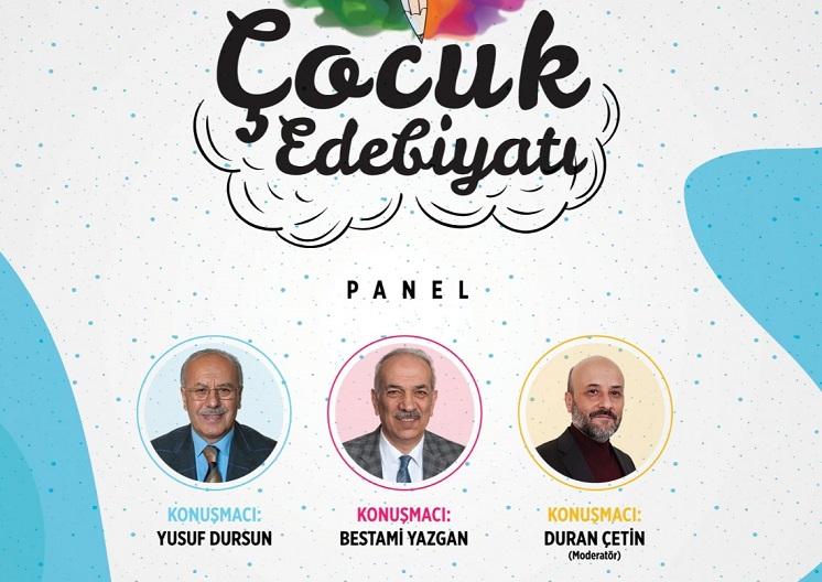 Konya Şubesinde Çocuk Edebiyatı Paneli