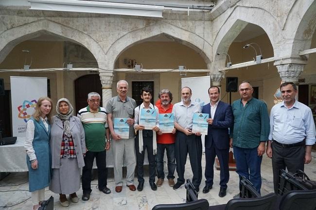 Uzak Ülke Dergisi TYB İstanbul'da Tanıtıldı