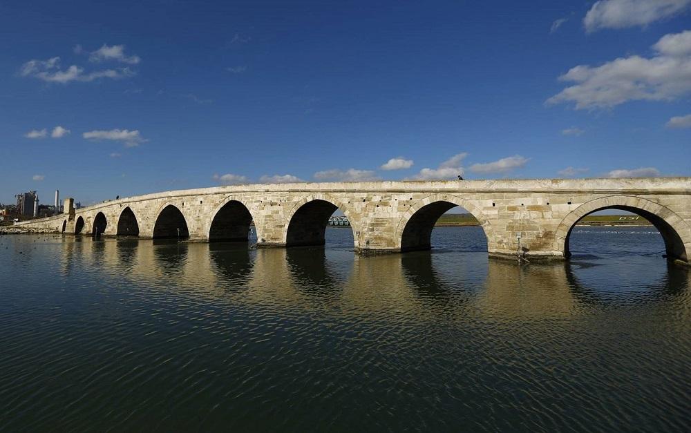 Türkiye'nin Süsü 10 Tarihi Köprü