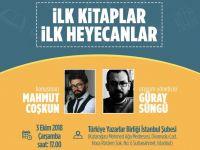 Mahmut Coşkun İlk Kitabıyla TYB İstanbul'da