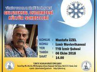 Mustafa Üzel, İzmir Mevlevihanesini Anlatacak