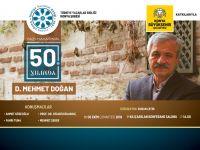 Yazı Hayatının 50. Yılında D. Mehmet Doğan