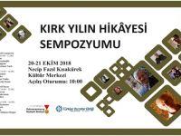 Kahramanmaraş'ta TYB'nin 40. Yılında 'Kırk Yılın Hikayesi Sempozyumu'