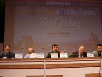 """""""Yerel yönetimlerde kültür belediyeciliği başlamalı"""""""