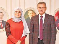 Üsküdar Belediye Başkanı Hilmi Türkmen: Üsküdar'da sayısız projeye imza attık