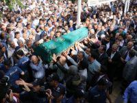 Şair Bahaeddin Karakoç, son yolculuğuna uğurlandı