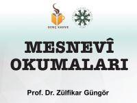 Prof. Dr. Zülfikar Güngör ile Mesnevî Okumaları