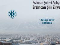 TYB Erzincan Şubesi Açılıyor