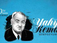 60 Yıl Sonra Uluslararası Yahya Kemal Sempozyumu