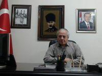 Erzurum Şube Başkanı İspirli'den Cumhuriyet Bayramı Mesajı