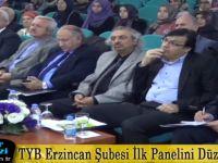 TYB Erzincan Şubesi İlk Panelini Düzenledi