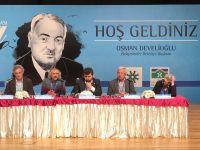 """Uluslararası Yahya Kemal Sempozyumu"""" Başladı"""