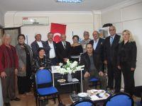 Seferihisar Belediye Başkanı Tunç Soyer'i Misafir Etti