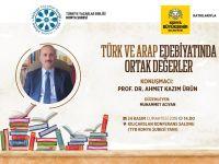 Türk ve Arap Edebiyatında Ortak Değerler