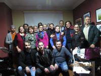 Trabzon'da Şiir Dinletisi