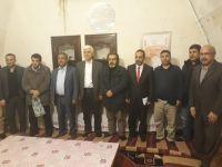 Türkiye Yazarlar Birliği Şanlıurfa Şubesi Suriyeli Yazarları Ağırladı