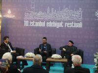 10. İstanbul Edebiyat Festivali'nde Türkiye Yazarlar Birliği'nin 40. Yılı Konuşuldu