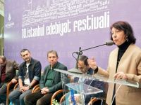 10. İstanbul Edebiyat Festivali'nde Sevinç Çokum Özel Programı
