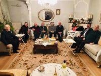 TYB Yönetiminden Hicabi Kırlangıç'ı Ziyaret