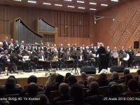 Türkiye Yazarlar Birliği 40. Yıl Konseri (video)