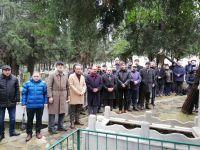 Cahit Çollak Mezarı Başında Anıldı