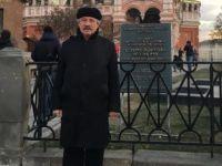 D. Mehmet Doğan: Moskova resminde gezinmek