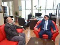 Vali Arslantaş Erzincan Şubesini ziyaret etti