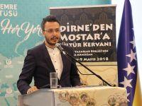 Doç. Dr. Muhammed Enes Kala: Cengiz Aytmatov'un Düşünce ve Sanatında Ahlaki Zemin ve Etkileme Biçimleri