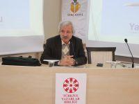 D. Mehmet Doğan ile Yazı Atölyesi Açıldı