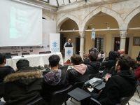 TYB İstanbul'da Osmanlı Mezar Taşları Konuşuldu
