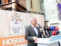 TYB Şeref Başkanı Doğan, 7 Güzel Adam Edebiyat Müzesi Açılışına Katıldı